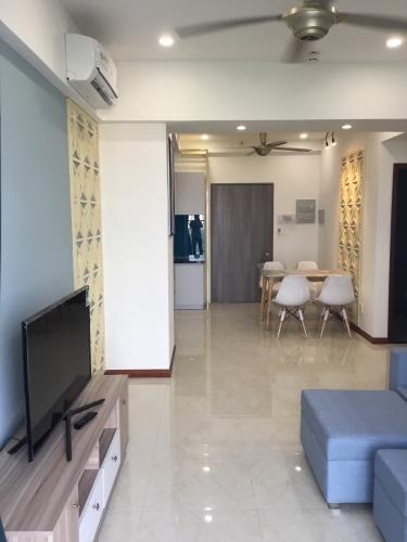 Bán căn hộ Saigon South Residence 2 phòng ngủ và 2 phòng tắm, tầng trung, diện tích 74m2