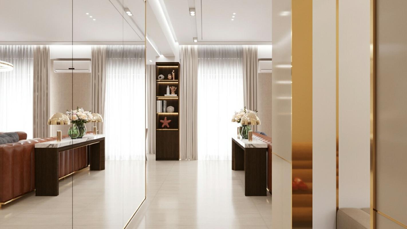 c64b485b769c90c2c98d Cho thuê căn penthouse Centana Thủ Thiêm 3PN 3WC, diện tích 181m2, đầy đủ nội thất cao cấp