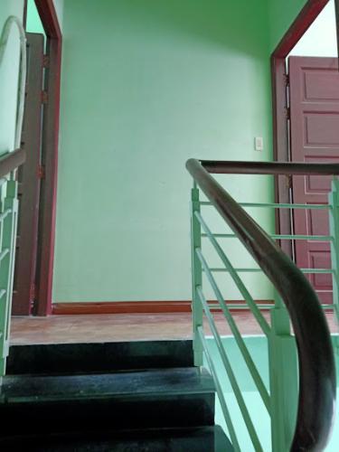 Bên trong nhà phố Gò Vấp Nhà phố Gò Vấp nội thất cơ bản, khu dân cư an ninh yên tĩnh.