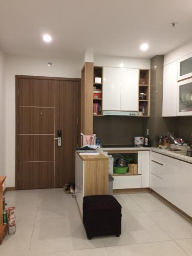 Phòng bếp căn hộ New City Thủ Thiêm, Quận 2 Căn hộ New City Thủ ThiêmCity nội thất cơ bản, view thoáng mát.