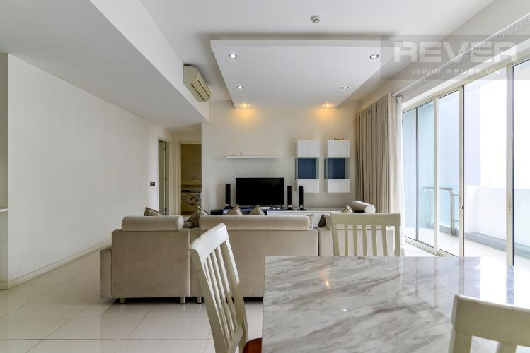 dsc3106.jpg Cho thuê căn hộ The Estella Residence 3PN, tầng trung, đầy đủ nội thất, view hồ bơi và Landmark 81