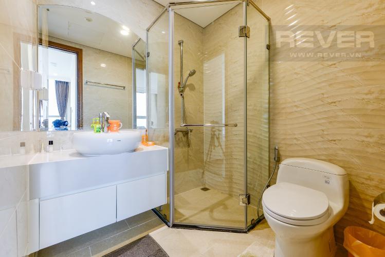 Phòng tắm Căn hộ Vinhomes Central Park 2 phòng ngủ tầng cao L6 hướng Đông Bắc