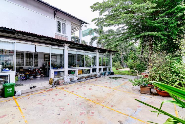 Sân Sau Nhà phố 3 phòng ngủ đường Bình Lợi quận Bình Thạnh