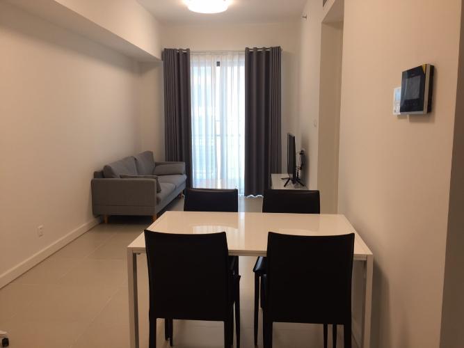 Căn hộ Gateway Thảo Điền đầy đủ nội thất tiện nghi, view nội khu.