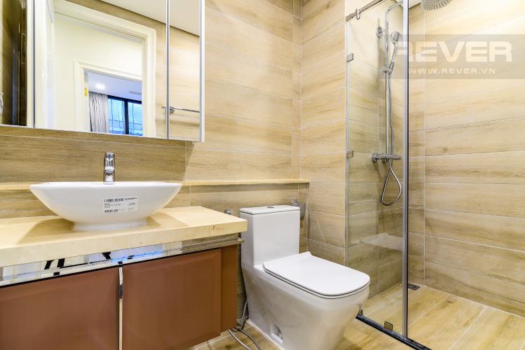 Phòng Tắm 1 Căn hộ Vinhomes Golden River 2 phòng ngủ tầng cao A3 view sông