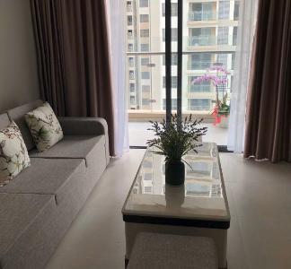 Bán căn hộ The Gold View tầng cao, 2PN 2WC, đầy đủ nội thất cao cấp