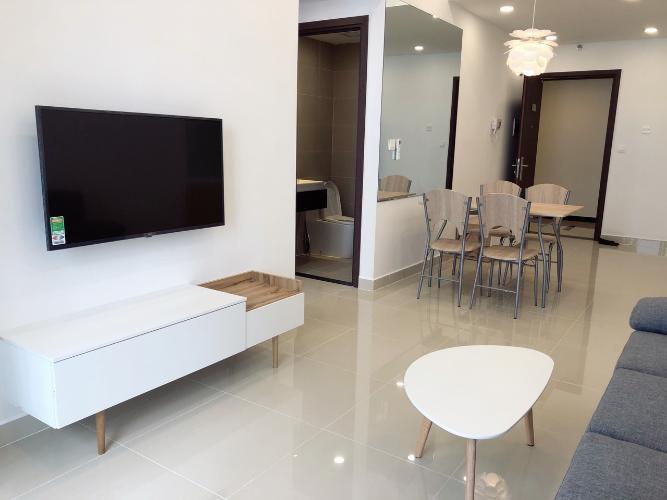 Cho thuê căn hộ Sunrise Riverside 2 phòng ngủ diện tích 69m2