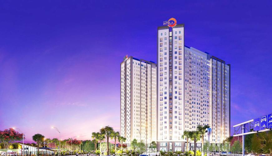 Căn hộ Saigon Intela , Huyện Bình Chánh Căn hộ Saigon Intela tầng cao view thoáng mát, nội thất cơ bản hiện đại.