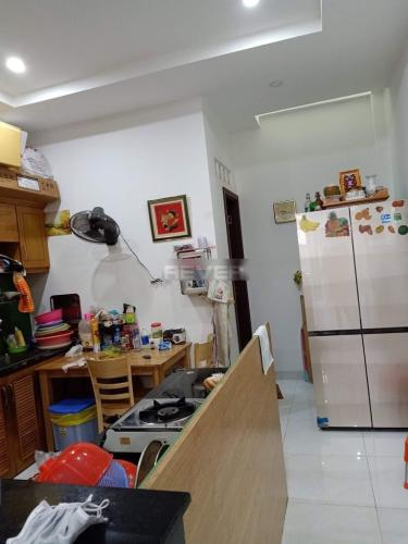 Phòng bếp nhà phố Quận 9 Nhà phố trung tâm quận 9, sổ hồng đầy đủ, sân thượng rộng rãi.