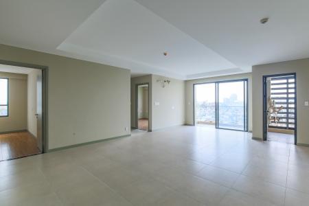 Bán căn hộ The Gold View tầng thấp, 3PN, view sông và hồ bơi