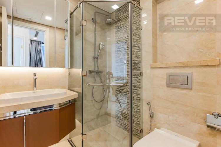 Phòng Tắm Căn hộ Vinhomes Golden River tầng thấp 2 phòng ngủ tòa Aqua 3, nội thất đầy đủ
