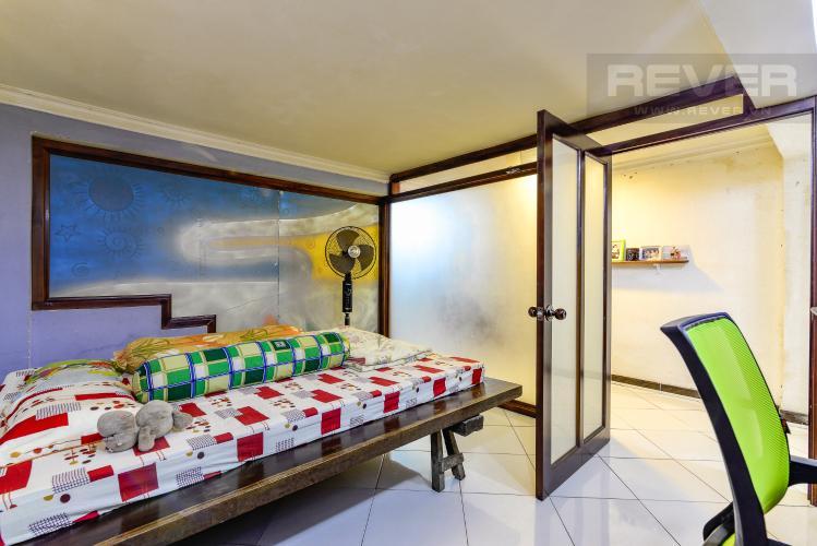 Phòng Ngủ 1 Nhà phố Đỗ Ngọc Thạnh Quận 5, 1 tầng, 3PN đầy đủ nội thất