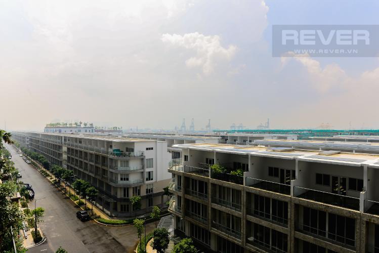 View Cho thuê căn hộ Sari Town Sala Đại Quang Minh 3 phòng ngủ, diện tích 120m2.