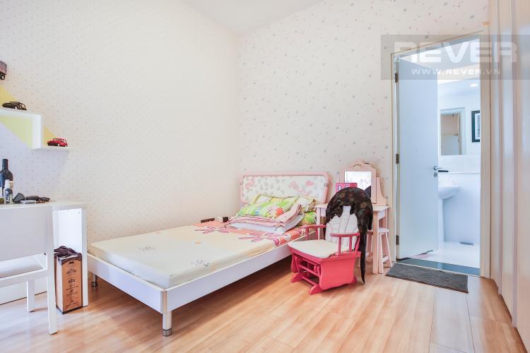 Phòng Ngủ 2 Căn hộ The Estella Residence 3 phòng ngủ tầng cao 1A view hồ bơi