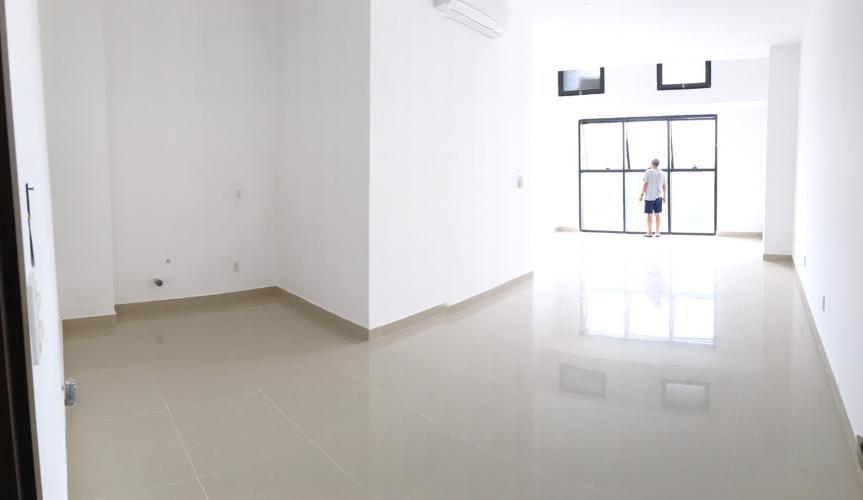 Không gian Officetel 47m2 The Sun Avenue Cho thuê officetel The Sun Avenue 1PN, đầy đủ nội thất, ban công Tây Nam