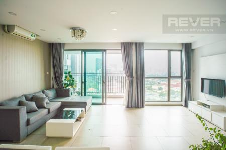 Bán căn hộ Riviera Point 2PN, diện tích 105m2, đầy đủ nội thất, hướng Đông Bắc, view sông và hồ bơi