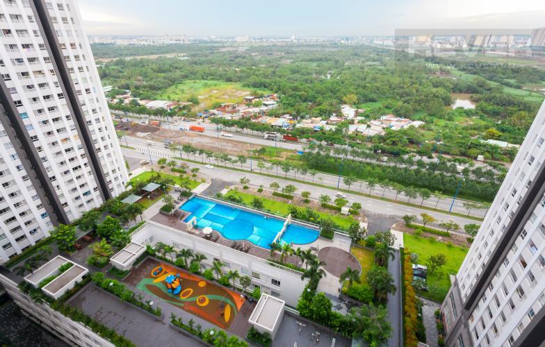 View Cho thuê căn hộ Lexington Residence tầng cao LB thoáng mát, view nội khu