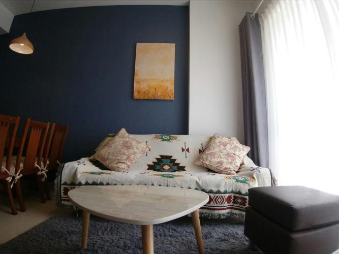 Cho thuê căn hộ Sunrise Riverside 2PN, tầng 4, DT 70m2, đầy đủ nội thất