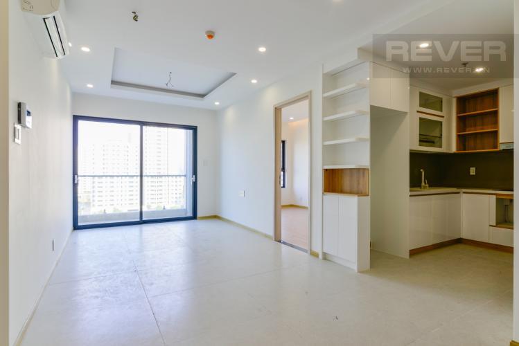 Phòng Khách Bán căn hộ New City Thủ Thiêm 75m2 gồm 2PN 2WC, nội thất cơ bản, view thành phố