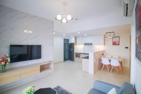 Bán căn hộ Masteri Thảo Điền 2PN, diện tích 68m2, đầy đủ nội thất, view sông thoáng mát