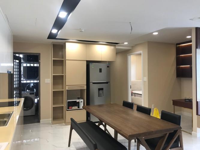 Cho thuê căn hộ 3 phòng ngủ Saigon South Residence, diện tích 94.89m2, đầy đủ nội thất.