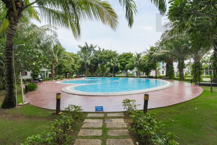 Hồ Bơi Chung Bán biệt thự Villa Park 2 lầu, 4 phòng ngủ, sổ đỏ chính chủ , tiện ích nghỉ dưỡng hiện đại