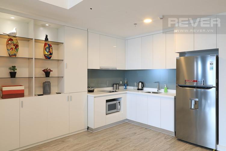 Nhà Bếp Bán hoặc cho thuê căn hộ Gateway Thảo Điền 1PN, đầy đủ nội thất, view Landmark 81