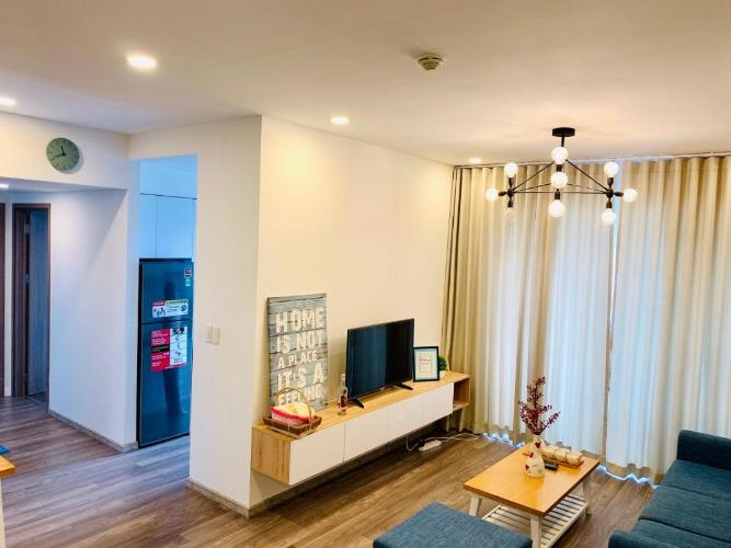 Căn hộ Lexington Residence tầng trung, nội thất đầy đủ.