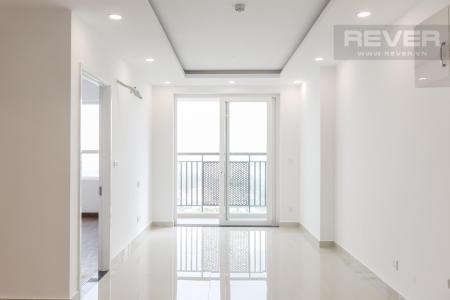 Cho thuê căn hộ Saigon Mia 3 phòng ngủ, nội thất cơ bản, diện tích 83m2, có ban công