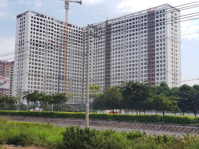 Saigon Gateway Quận 9 Căn hộ Saigon Gateway tầng cao hướng Tây Bắc, view thành phố.