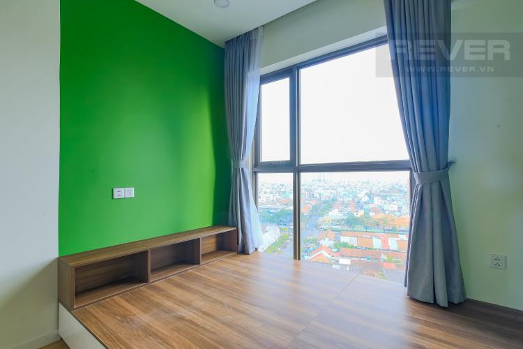 Phòng Ngủ 2 Cho thuê căn hộ Masteri Millennium tầng trung 2PN đầy đủ nội thất