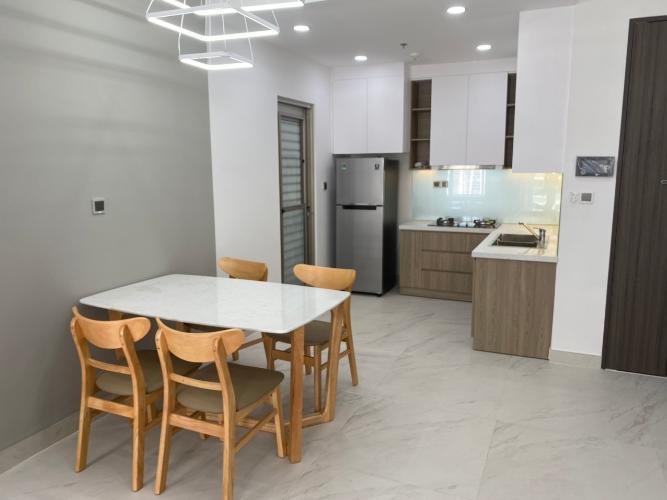 phòng bếp căn hộ midtown Căn hộ Phú Mỹ Hưng Midtown tầng trung, nội thất cơ bản.