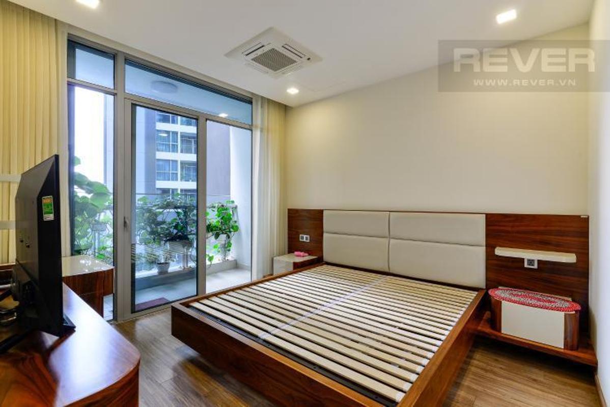 5536817e7935806bd924 Bán căn hộ Vinhomes Central Park 3PN, tháp Park 7, đầy đủ nội thất, view hồ bơi