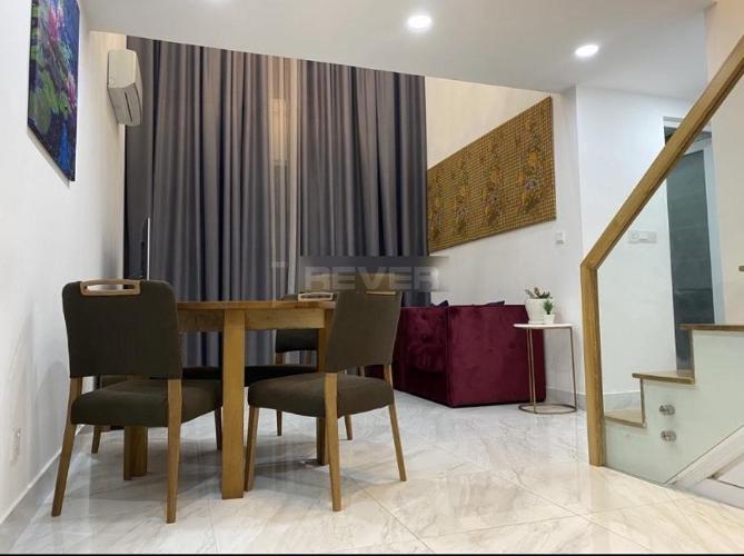 Bán căn Duplex tầng cao Vista Verde nội thất đầy đủ