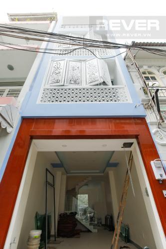Nhà phố Quận 1 Nhà phố 5 phòng ngủ hẻm 4m đường Thạch Thị Thanh Quận 1