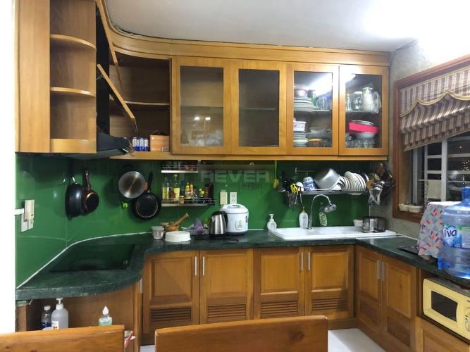 Phòng bếp chung cư Mỹ Phước, Bình Thạnh Căn hộ chung cư Mỹ Phước tầng trung, view Landmark 81.