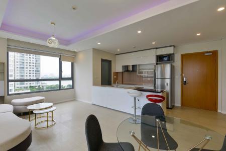 Cho thuê căn hộ Diamond Island - Đảo Kim Cương 2PN, tháp Hawaii, đầy đủ nội thất, view hồ bơi