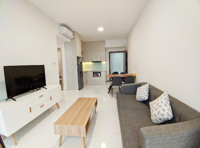 Cho thuê căn hộ Safira Khang Điền đầy đủ nội thất, view nội khu.