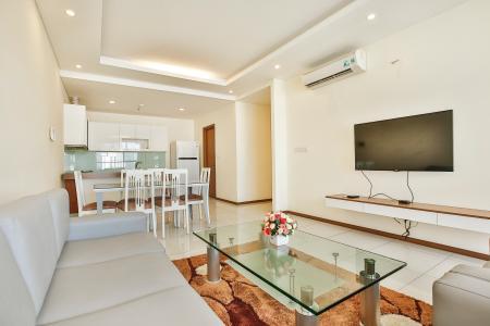 Căn hộ Thảo Điền Pearl 2 phòng ngủ tầng thấp tháp B view hồ bơi