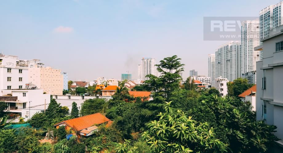 View Nhà phố đường Lê Văn Lương, Quận 7, 3 tầng, nội thất đầy đủ, sổ đỏ chính chủ
