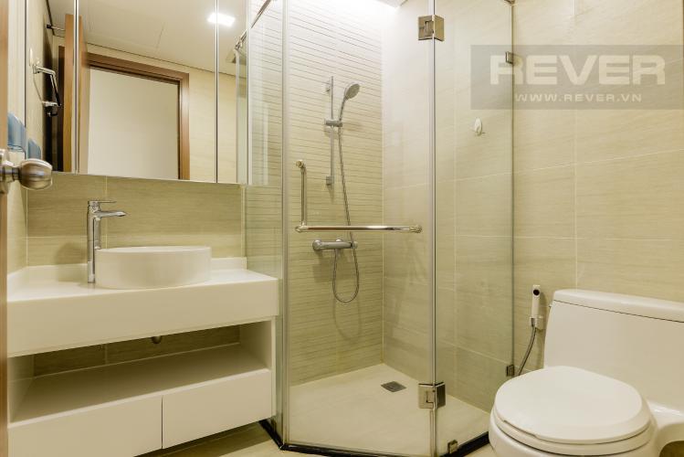 Phòng tắm 1 Căn hộ Vinhomes Central Park tầng cao, tháp Park 2, 2PN, view sông