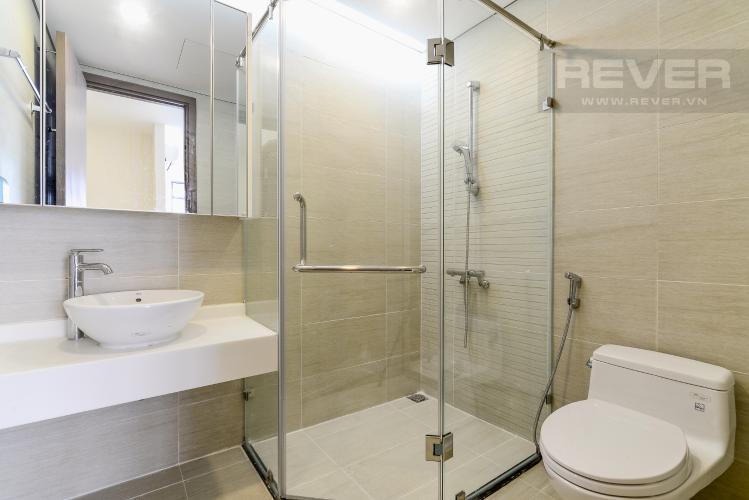 Phòng Tắm 2 Bán căn hộ Vinhomes Central Park 2PN, tầng cao, Park 7, nội thất cơ bản