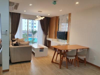 Bán căn hộ Sunrise Riverside tầng thấp, diện tích 83.42m2 - 3 phòng ngủ, nội thất cơ bản
