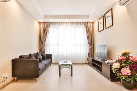 Căn hộ The Gold View 1 phòng ngủ tầng trung A3 view sông