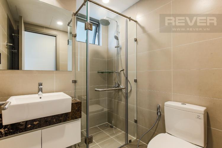 Phòng Tắm 1 Căn hộ The Gold View 2 phòng ngủ tầng cao tháp A view sông