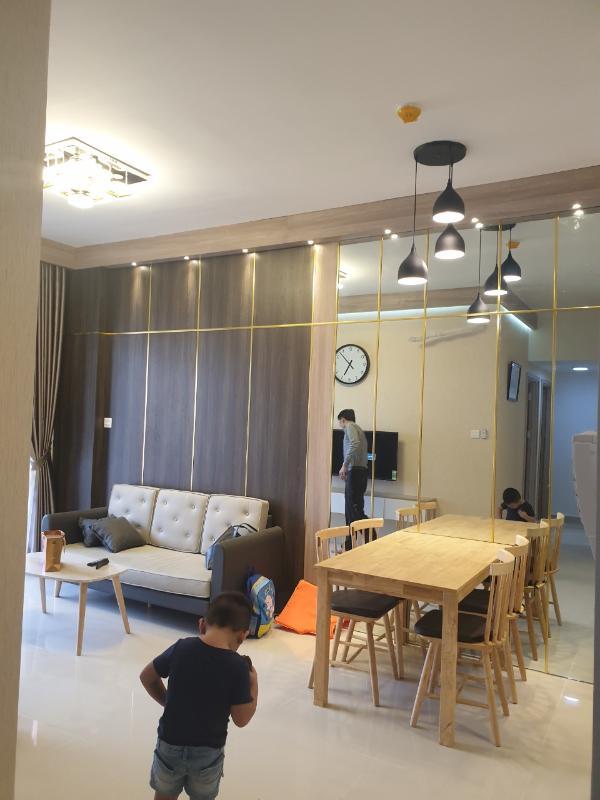 37561a275988bed6e799 Cho thuê căn hộ The Sun Avenue 2PN, tầng cao, diện tích 75m2, đầy đủ nội thất, view thoáng