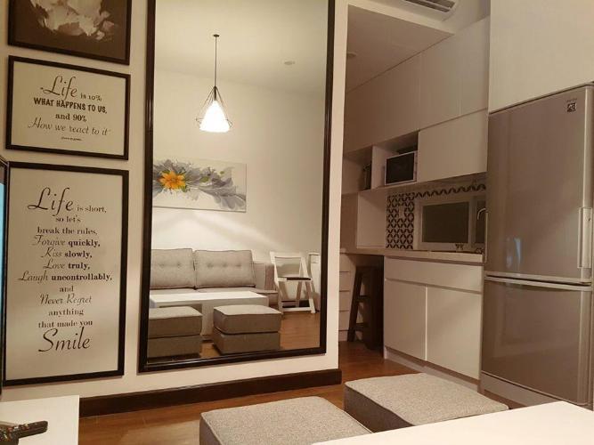 Cho thuê căn hộ Lexington Residence 2 phòng ngủ, tháp LB, đầy đủ nội thất tiện nghi