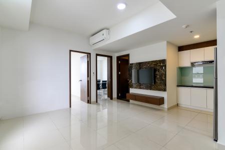 Cho thuê căn hộ The Tresor 2PN, tháp TS2, đầy đủ nội thất, view sông Bến Nghé