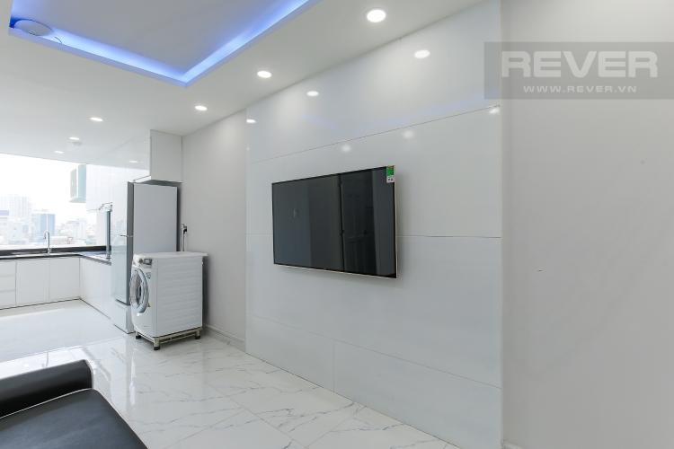 Phòng Bếp Căn hộ dịch vụ đường Trần Quang Diệu 1 phòng ngủ diện tích 50m2