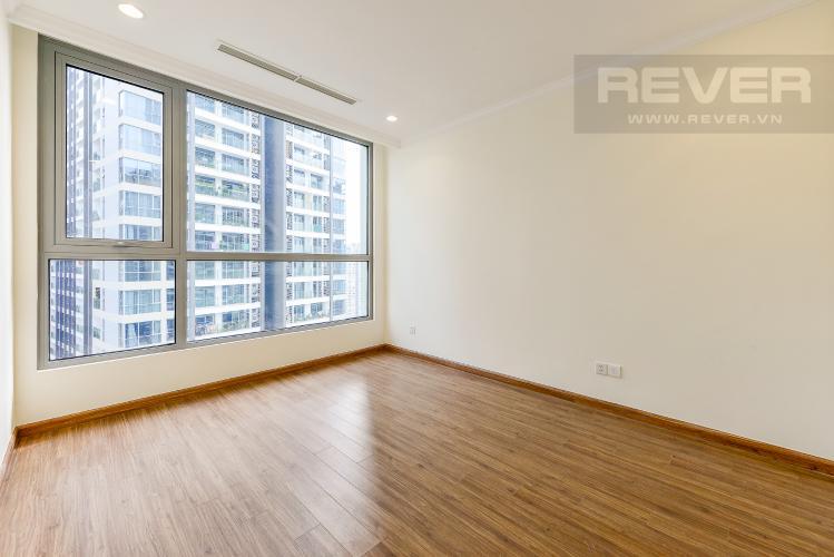 Phòng Ngủ 1 Căn hộ Vinhomes Central Park 2 phòng ngủ tầng trung L1 hướng Bắc